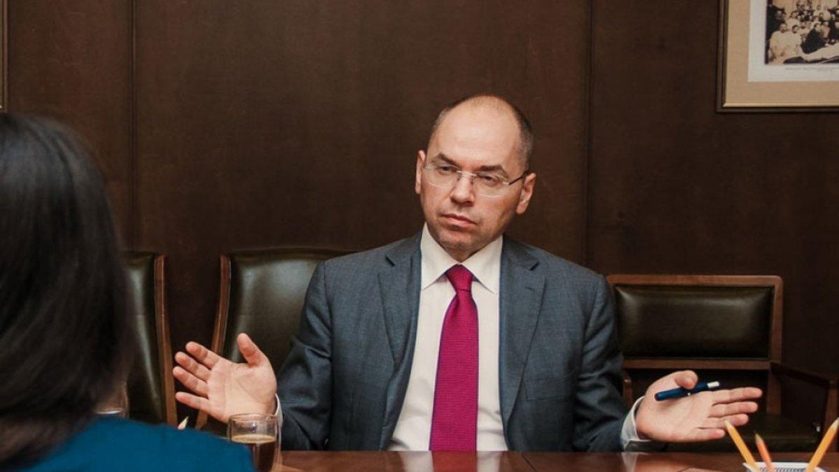 Киев после 30 апреля может перейти в «жёлтую» зону — Степанов