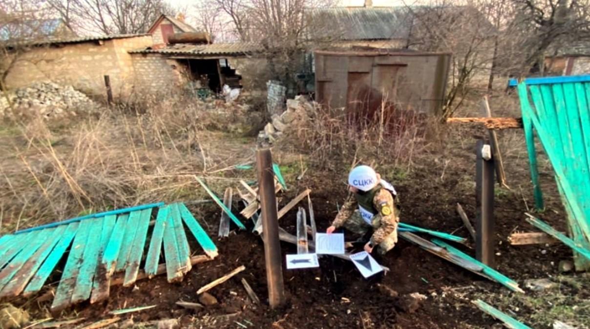 Россия поставляет запрещённое минскими соглашениями оружие боевикам на Донбассе — СЦКК