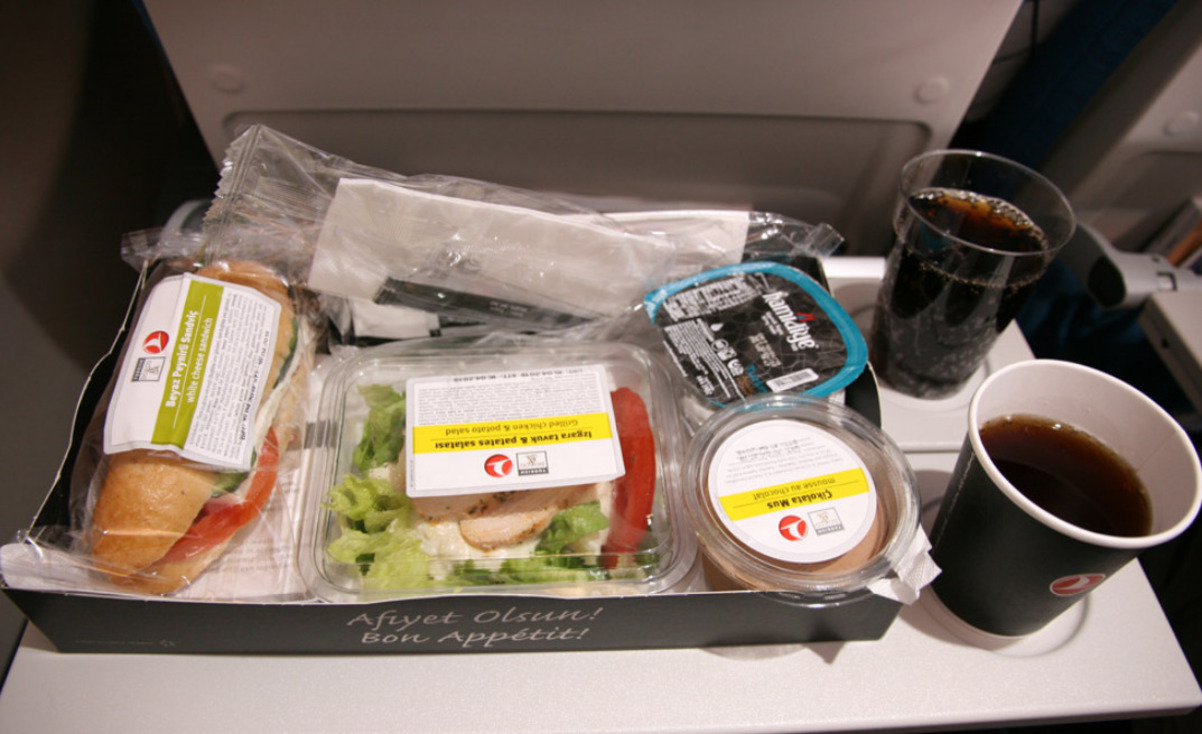 Turkish Airlines повернула харчування періоду до пандемії на рейсах з трьох українських міст
