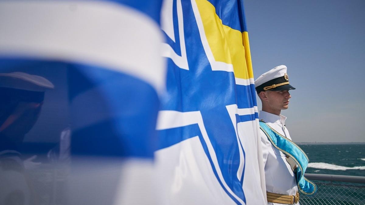 В Украине впервые разработали доктрину для военно-морских сил