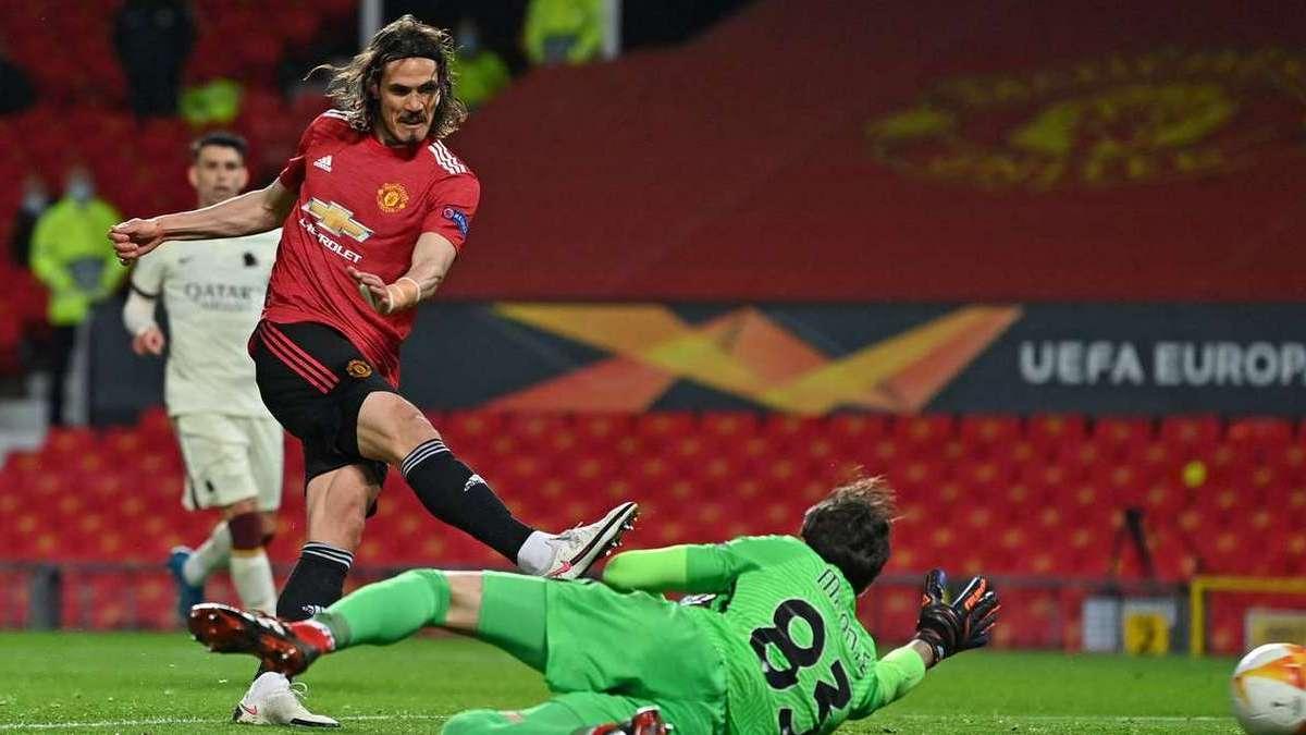 «Манчестер Юнайтед» разгромил «Рому», «Вильярреал» обыграл «Арсенал»