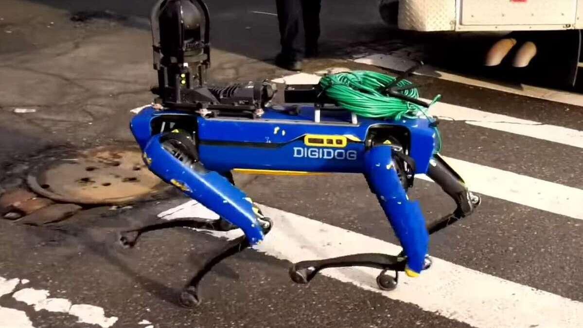 Полиции Нью-Йорка пришлось отказаться от использования робота-собаки от Boston Dynamics из-за скандалов