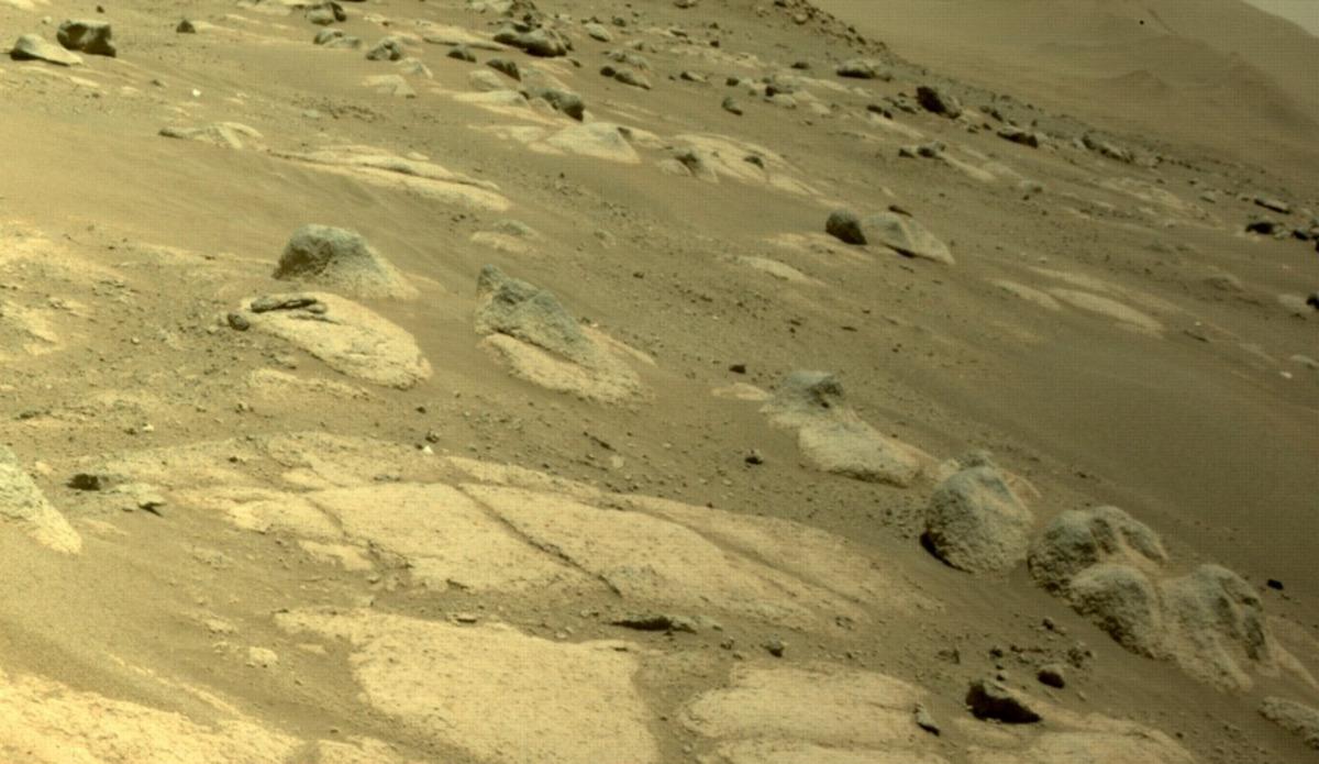 Вертолёт NASA совершил рекордный полет на Марсе
