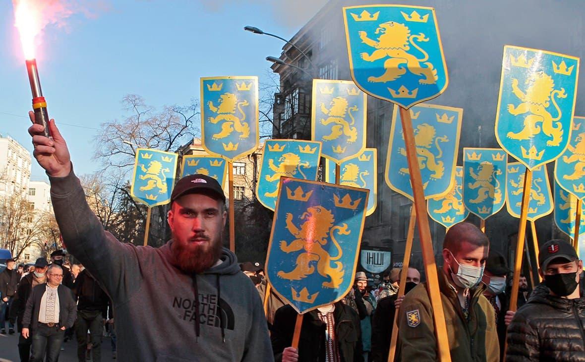 Киевские власти объяснили, почему разрешили проведение марша сторонников СС «Галичина»