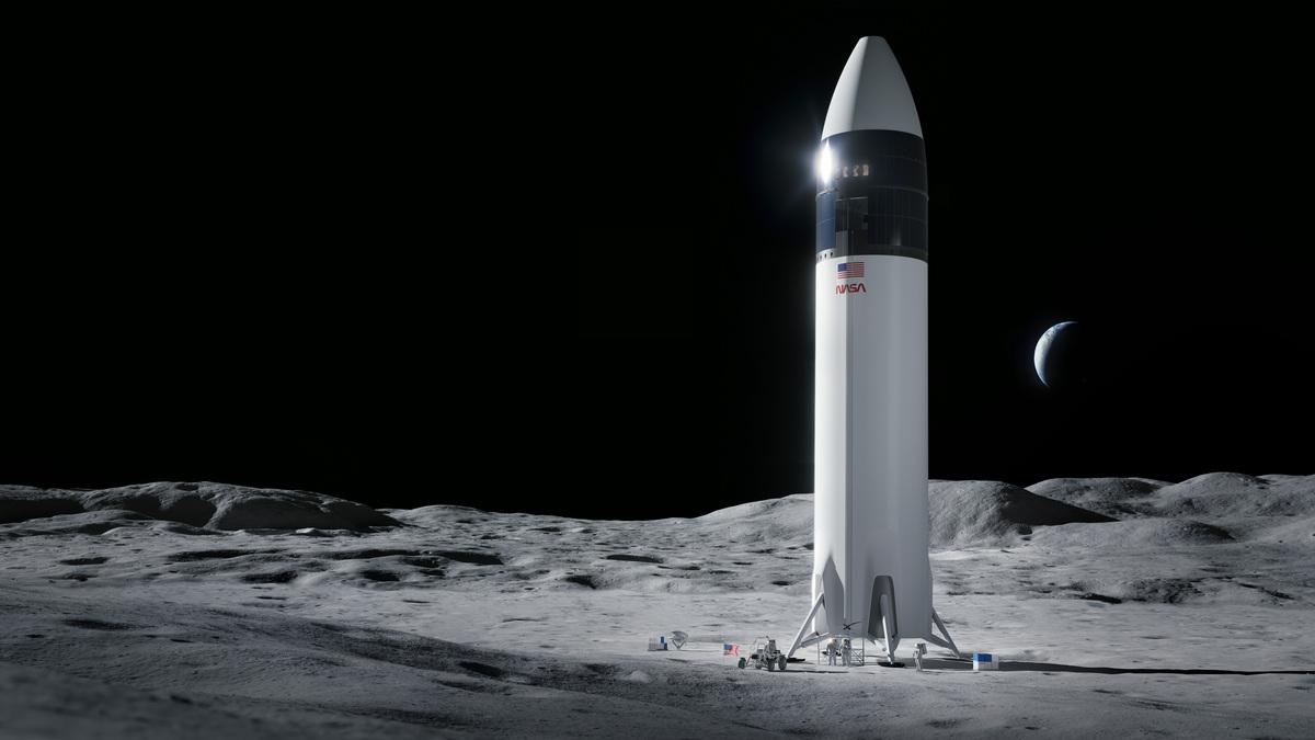 Контракт NASA и SpaceX пришлось «заморозить» из-за обвинений в «подыгрывании» компании Илона Маска