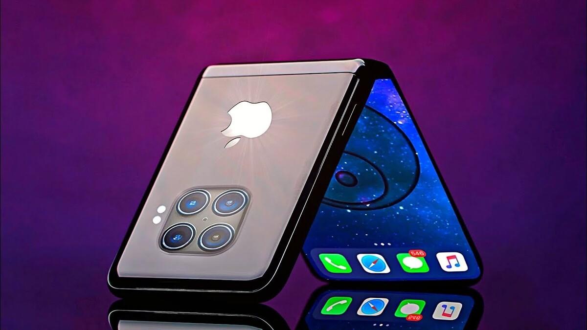 Аналитик: Apple создает складной iPhone и планирует занять рынок к 2023 году