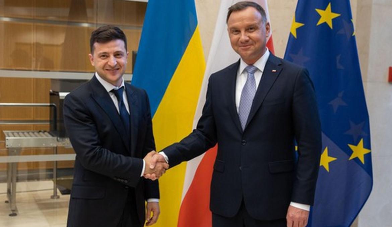Вопрос вступления Украины в НАТО обсудят в июне — президент Польши