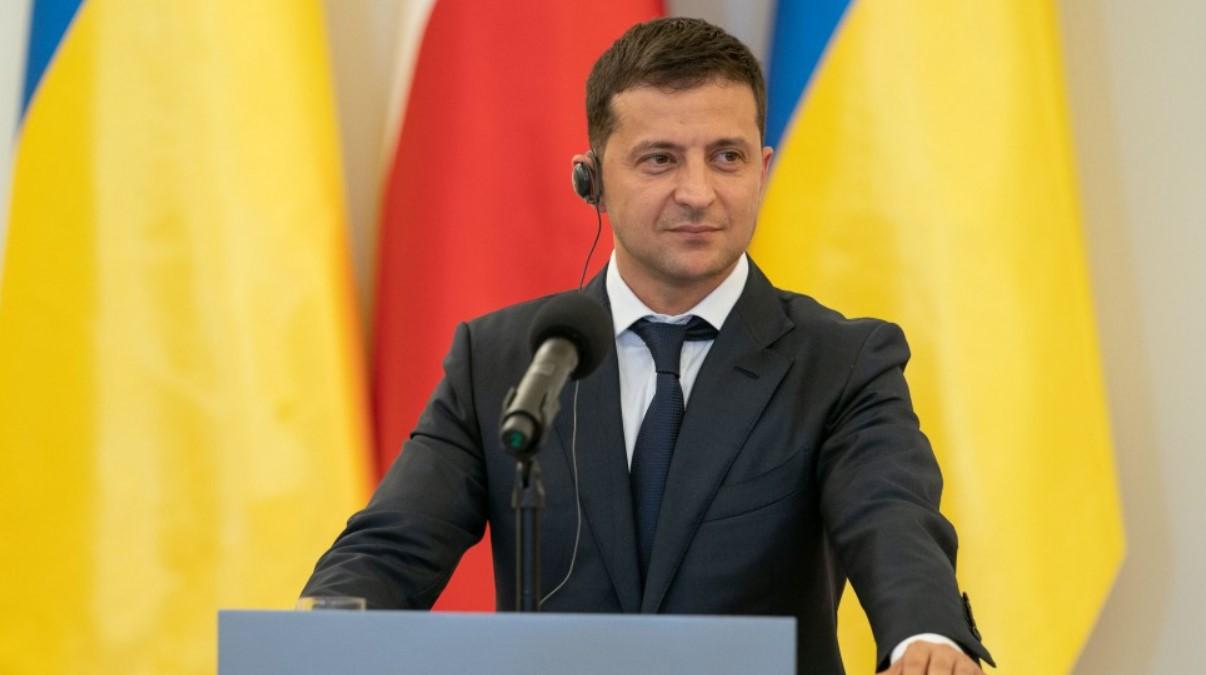 Зеленский в Польше призвал поскорее принять Украину в ЕС