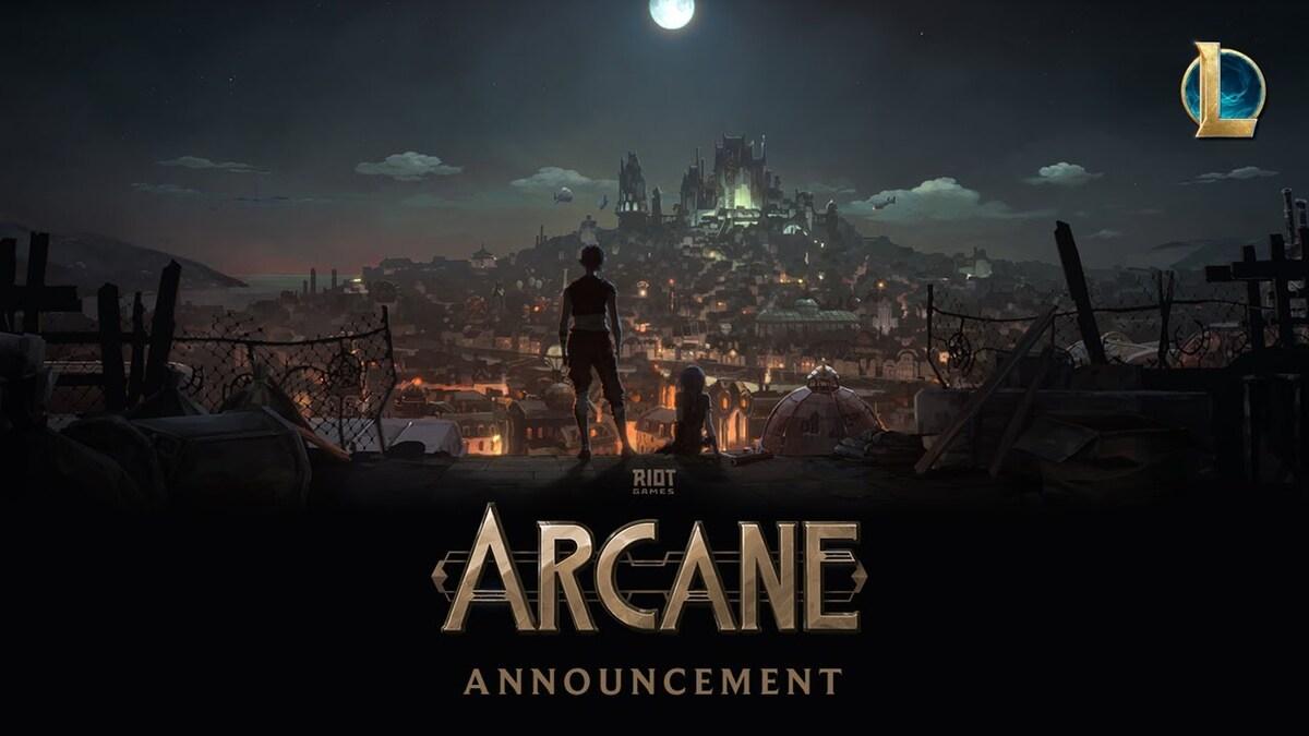 Мультсериал Arcane по мотивам игры League of Legends получил примерную дату выхода на Netflix