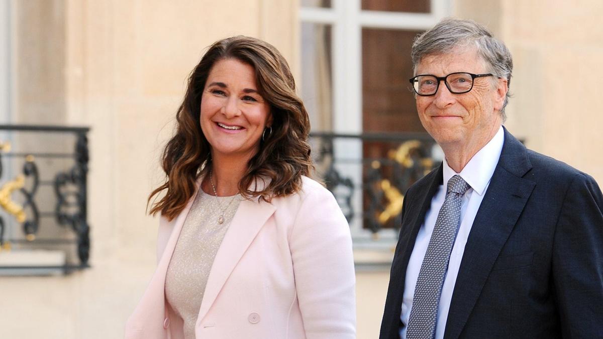 Супруги Гейтс разводятся после 27 лет брака
