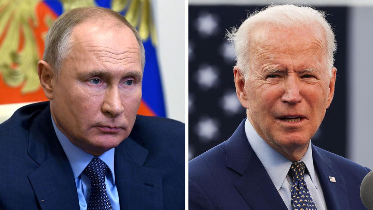 Байден рассчитывает на встречу с Путиным в июне