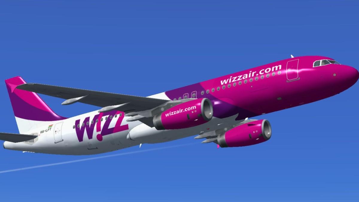 Этим летом лоукостер Wizz Air полетит со Львова в четырех европейских направлениях