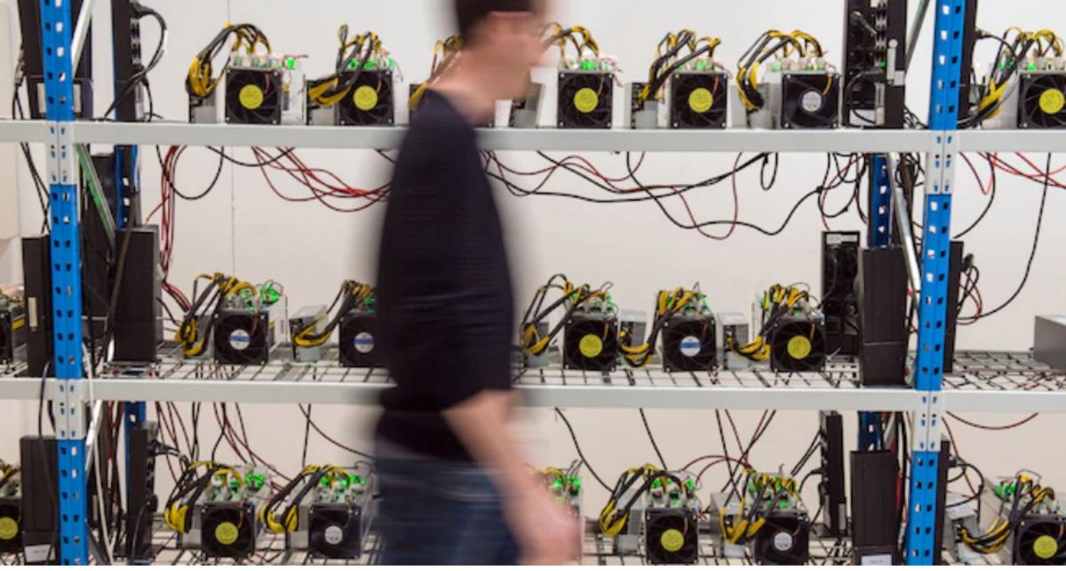 В штате Нью-Йорк хотят на три года запретить добычу криптовалют