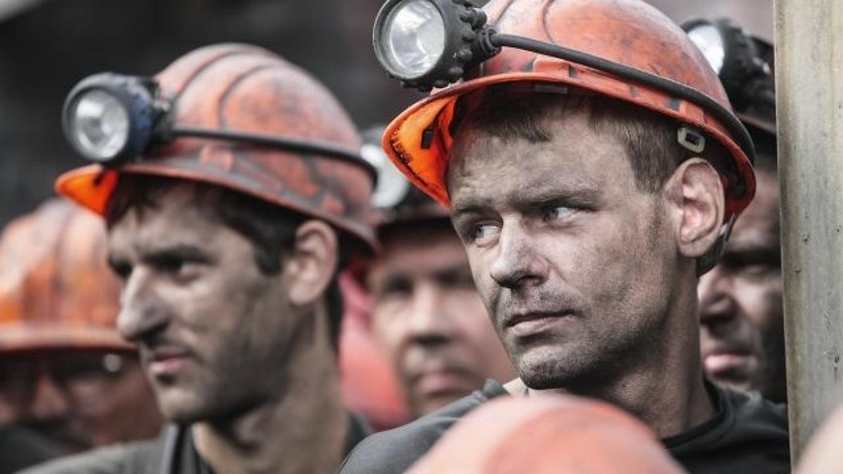 Забастовка шахтеров в Луганской области: полиция открыла дело