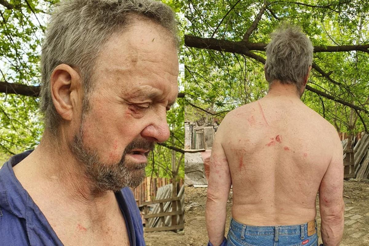 В Киеве горел приют для животных