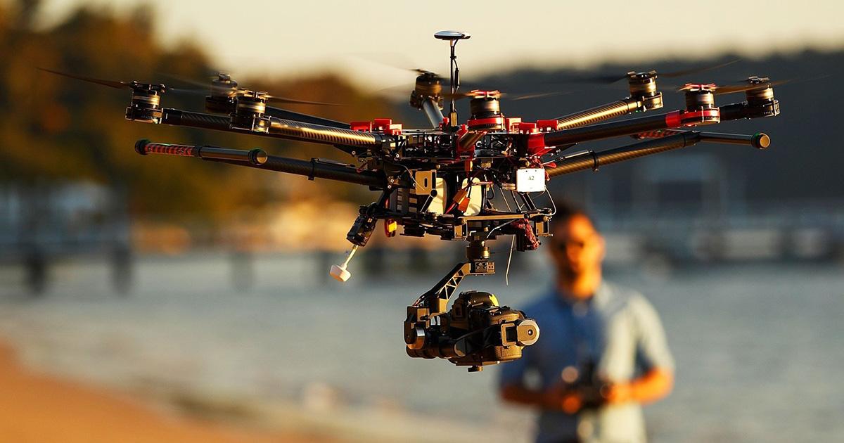 В моде полёты дроном: как получить разрешение и летать, не нарушая закон
