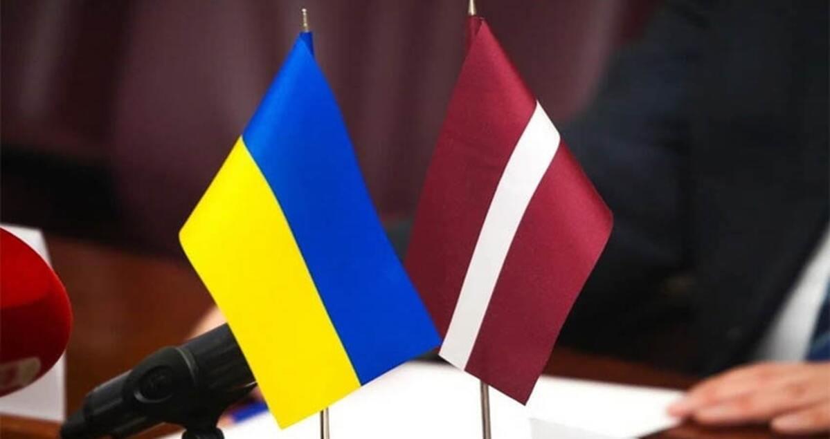 Украина подписала с Латвией декларацию о европейской перспективе нашей страны