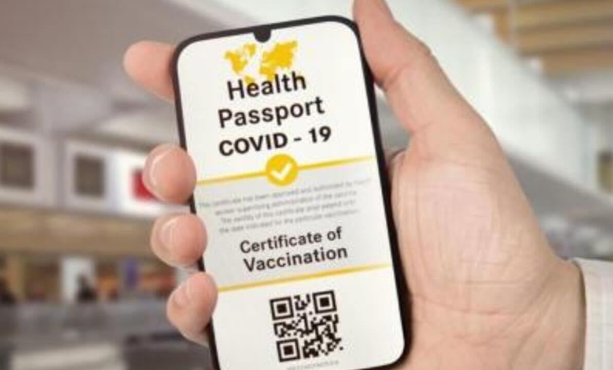 Система COVID-паспортов заработает в ЕС уже в июне