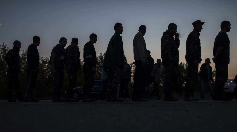Оккупанты передали Украине списки пленных для обмена