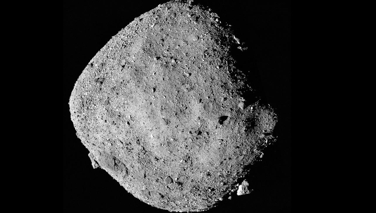 Космический зонд доставит на Землю части астероида Бенну — NASA