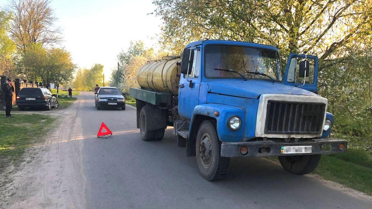 В Ровенской области грузовик переехал 6-летнего мальчика: ребёнок умер в больнице