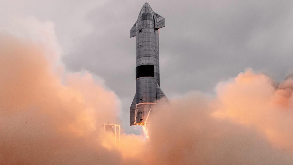 SpaceX готовится к первым испытаниям Starship на орбите Земли