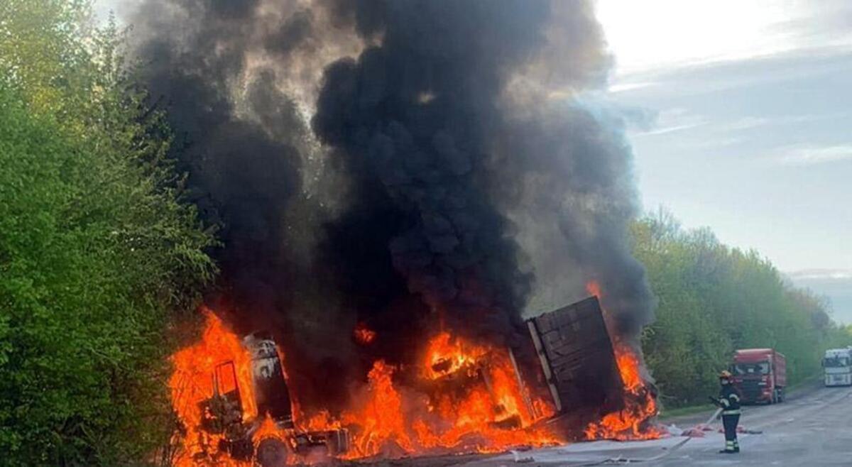 В Хмельницкой области случилось тройное ДТП: четверо погибших