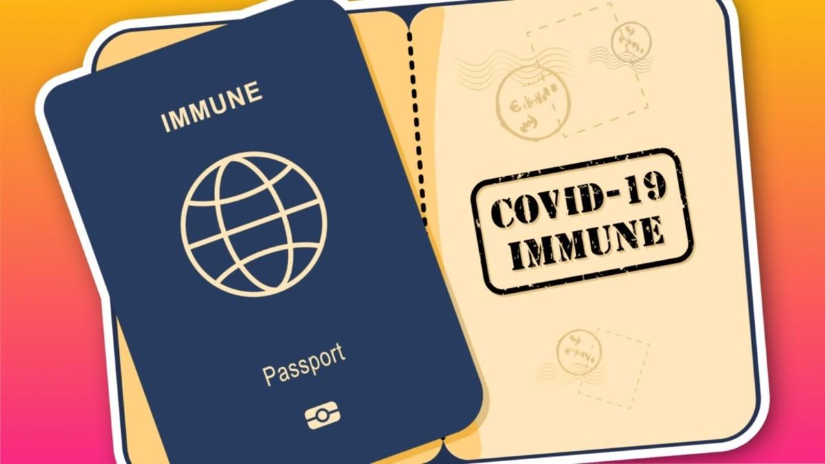 В Украине к осени введут бумажный COVID-сертификат в двух вариантах