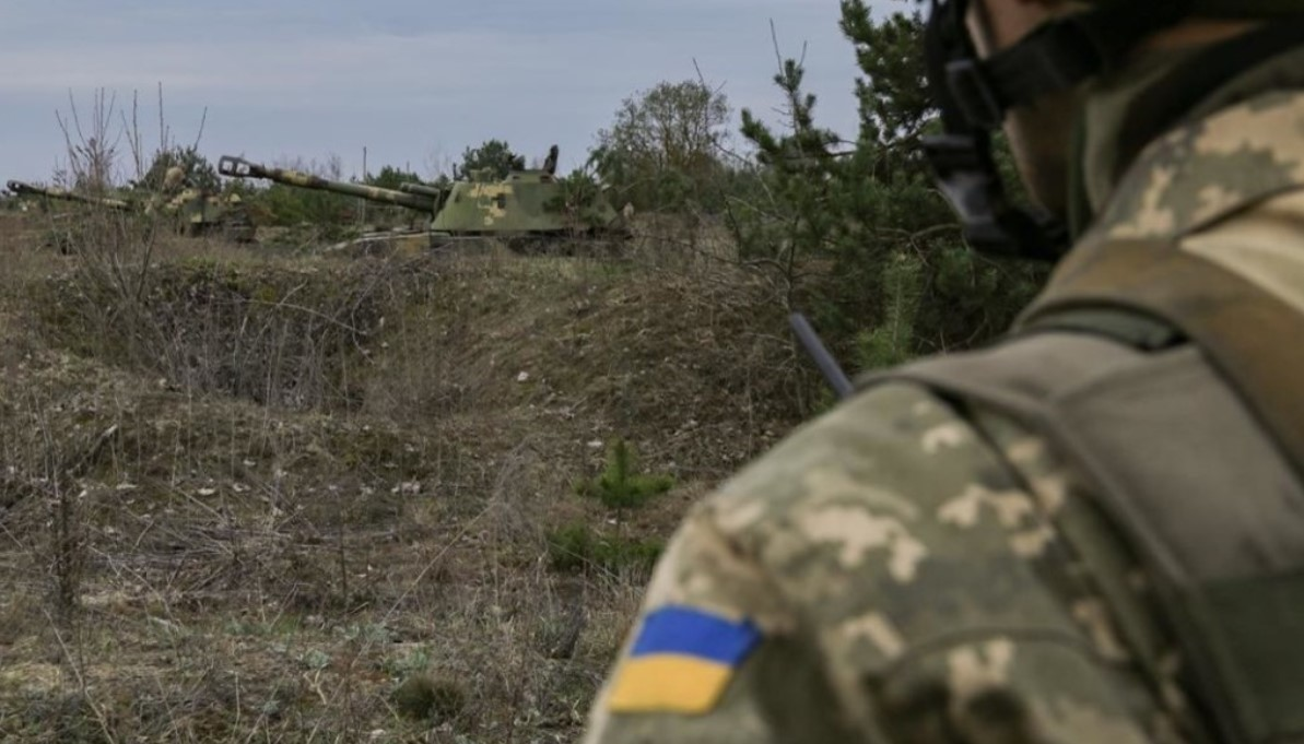 На Донбассе оккупанты два раза нарушили режим «тишины»