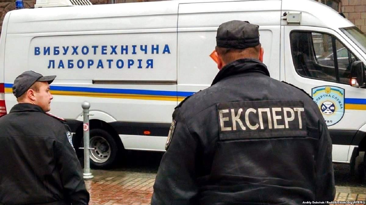 В Харькове «заминировали» шесть COVID-больниц