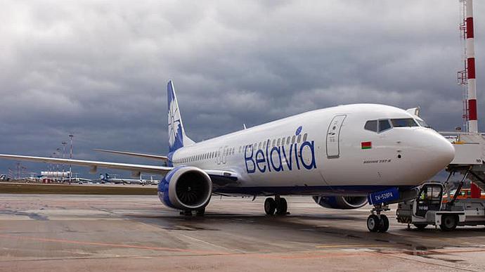 Литва закрыла своё небо для авиакомпаний из Беларуси