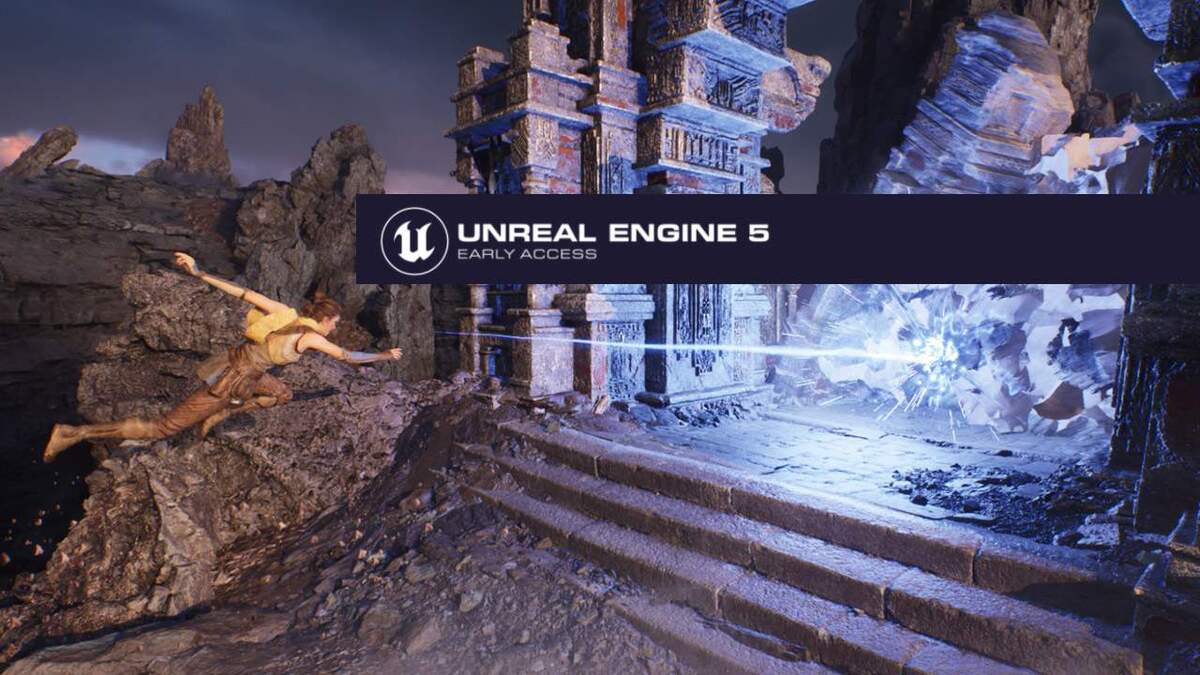 Новые возможности для гейминга: Epic Games провела презентацию игрового движка Unreal Engine 5