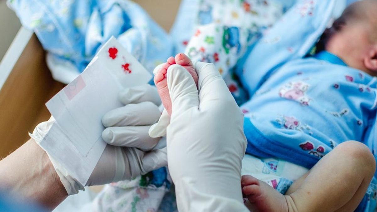 Здоровье детей: в Украине откроют шесть центров для обследования новорождённых