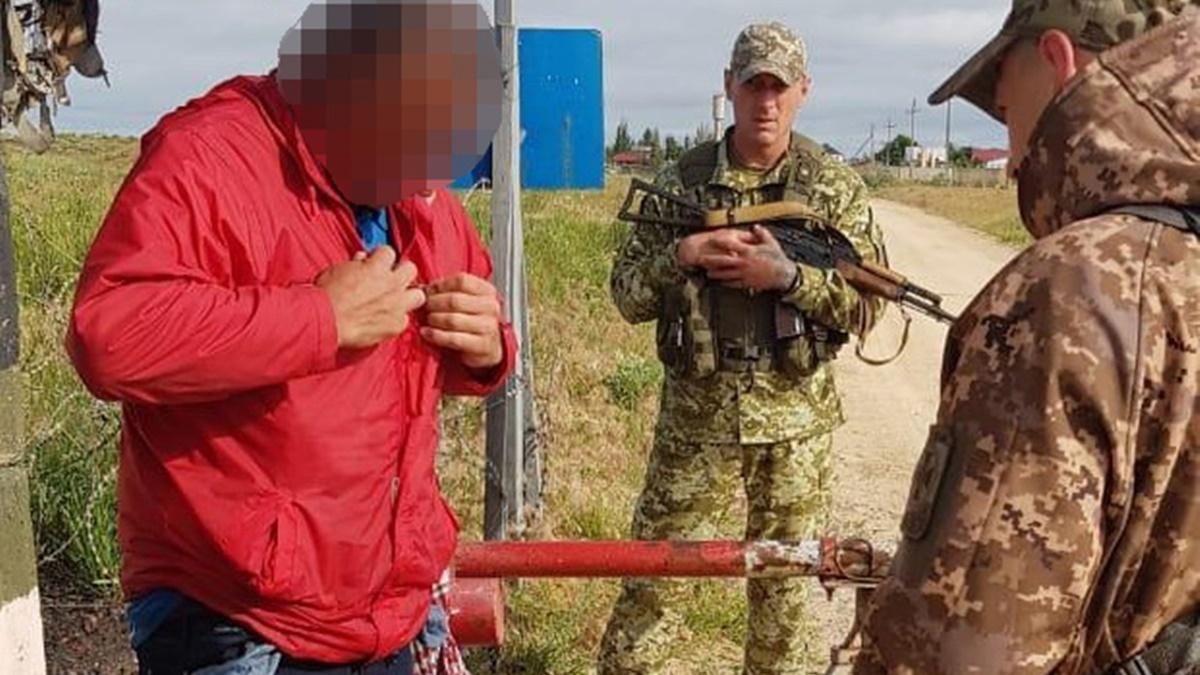Подозреваемый в убийстве пытался сбежать в оккупированный Крым: его разыскивали 4 года