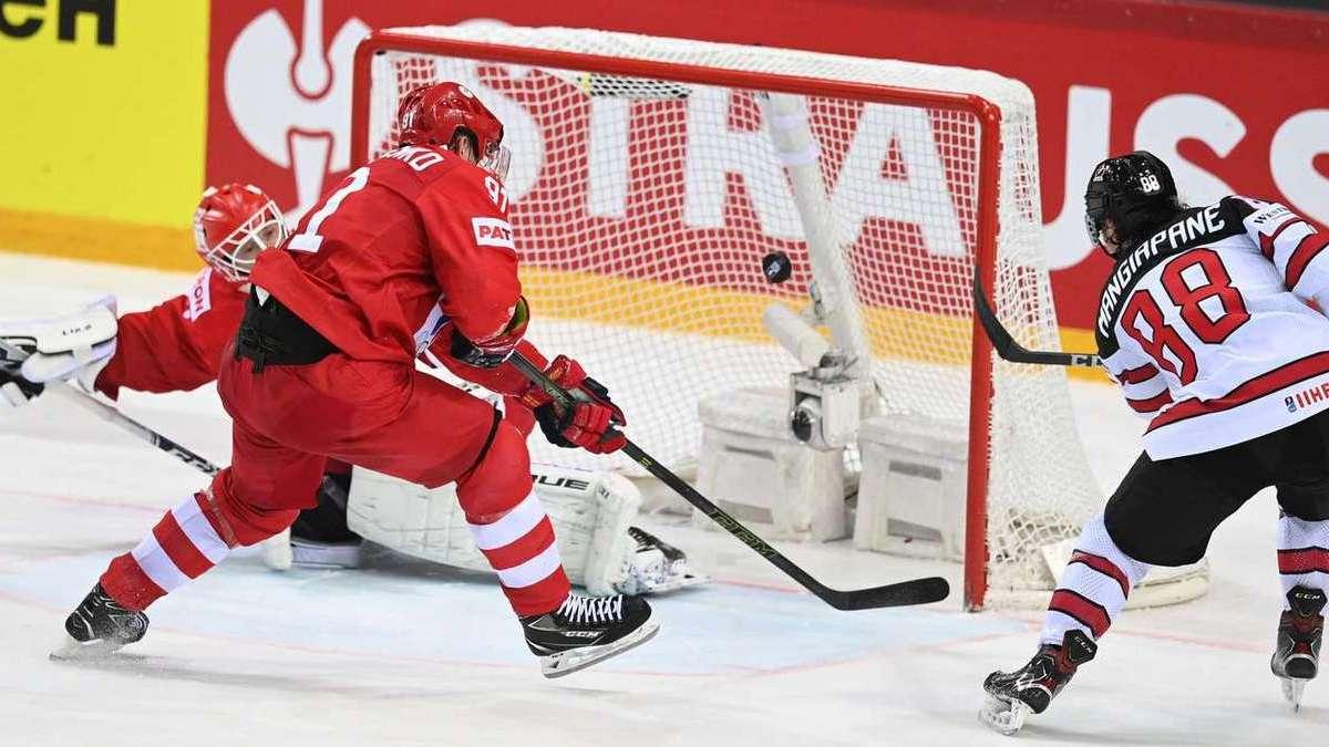Канада выбила Россию, Финляндия обыграла Чехию – результаты матчей 1/4 финала чемпионата мира
