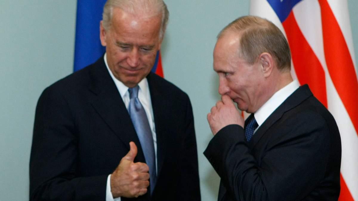 На встрече с Путиным Байден подтвердит преданность Украине — Белый дом