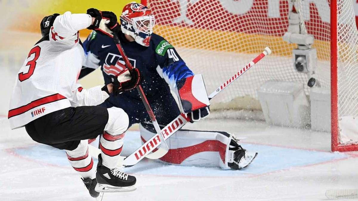 Канада и Финляндия сыграют в финале, США и Германия поведут борьбу за бронзу