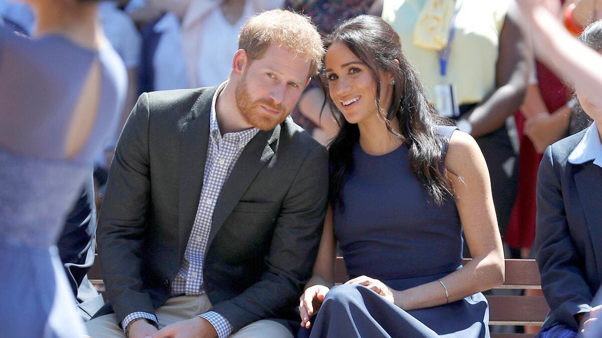 У принца Гарри и Меган родилась дочь – её назвали в честь королевы Великобритании и принцессы Дианы