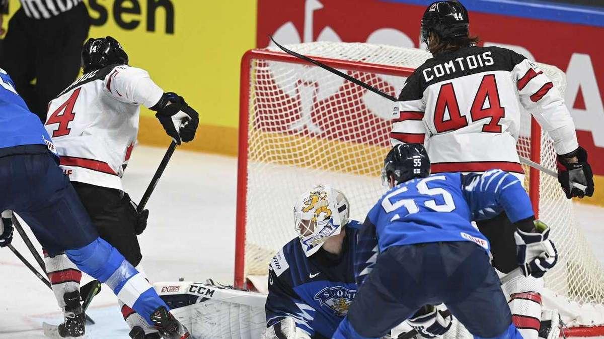 Канада выиграла чемпионат мира,  сборная США взяла бронзу