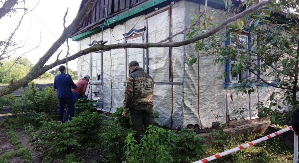 В Житомирской области неизвестный расстрелял супружескую пару