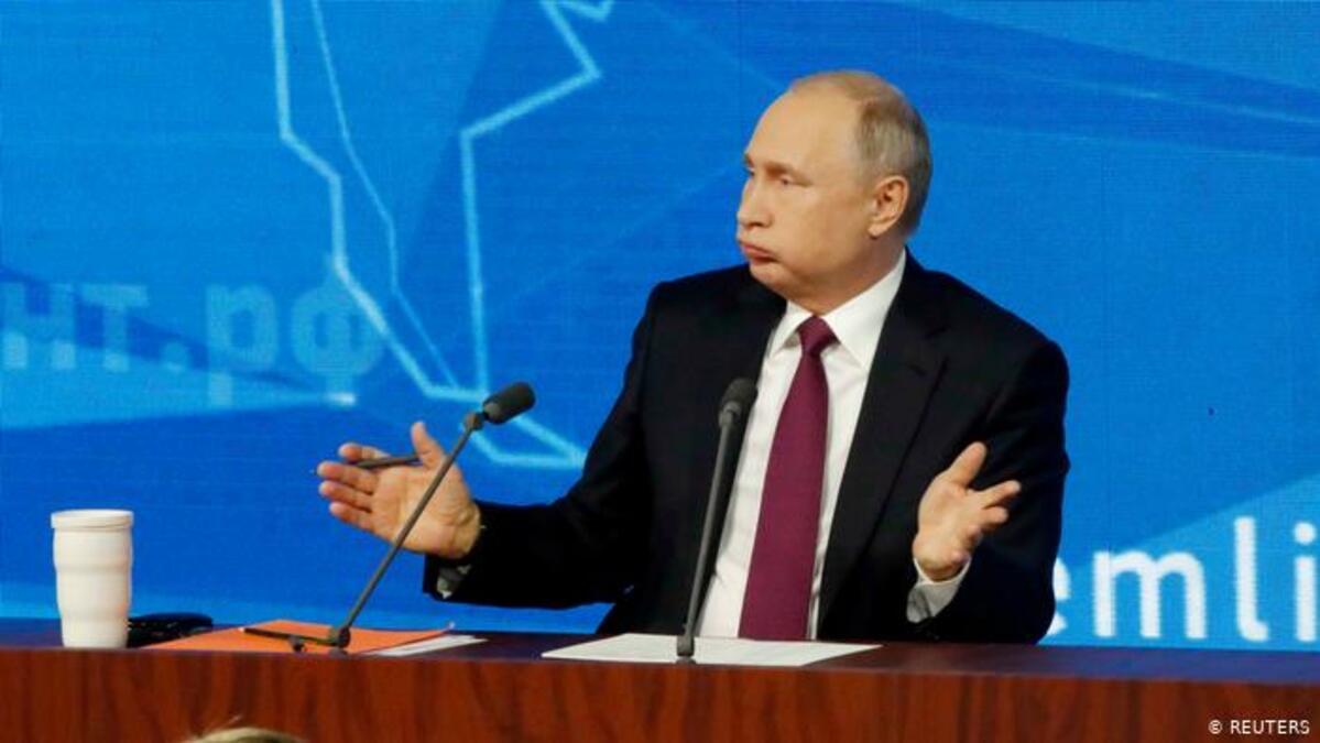 Путин признался, что не хочет вступления Украины в НАТО из-за уменьшения подлётного времени ракет Альянса до Москвы