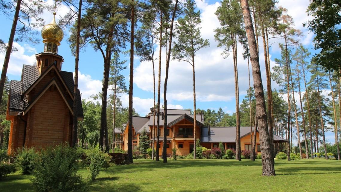 Отели и зоны отдыха: что сделают из бывших охотничьих угодий Януковича