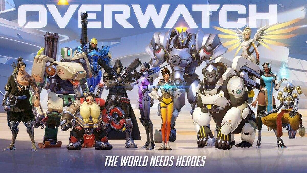 Blizzard объединит игроков в Overwatch со всех платформ