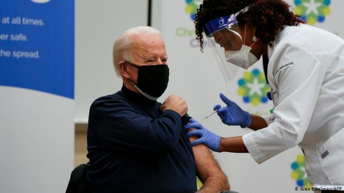 США передадут полмиллиарда доз вакцины Pfize от COVID-19 в 92 страны мира