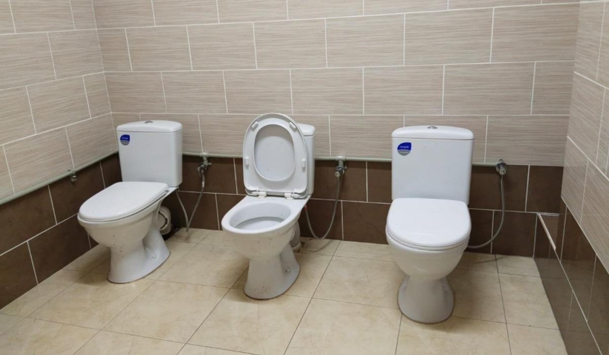 В переоборудованном спорткомплексе «Шахтёр» в Червонограде установили туалеты для людей без комплексов