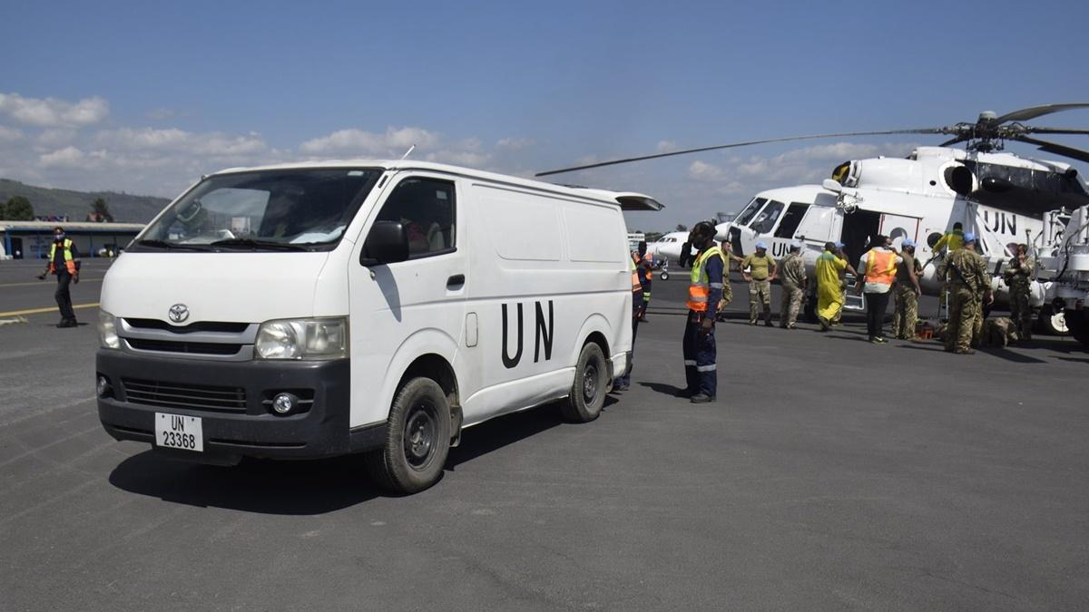 Эвакуация из-за извержения вулкана в Конго: украинские миротворцы за 19 дней спасли 1 420 человек
