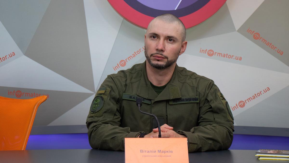 «Верить и не сдаваться»: нацгвардеец Маркив рассказал о борьбе в суде и своем возвращении в Украину