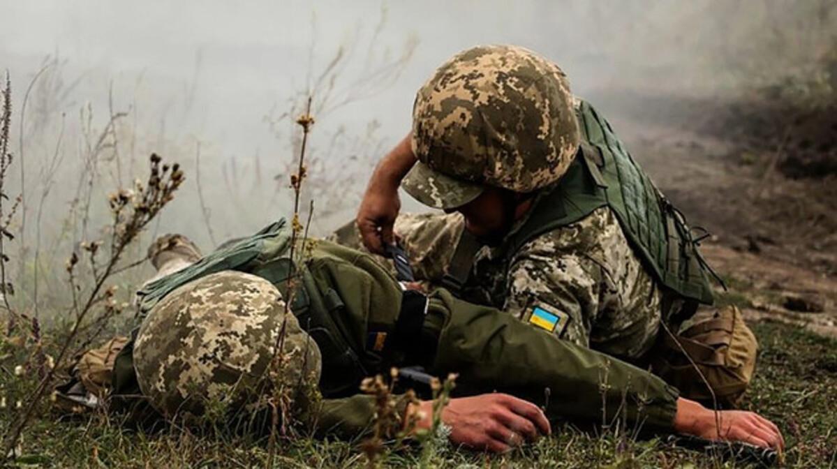 Боевики в ООС пять раз нарушили тишину: погиб военный