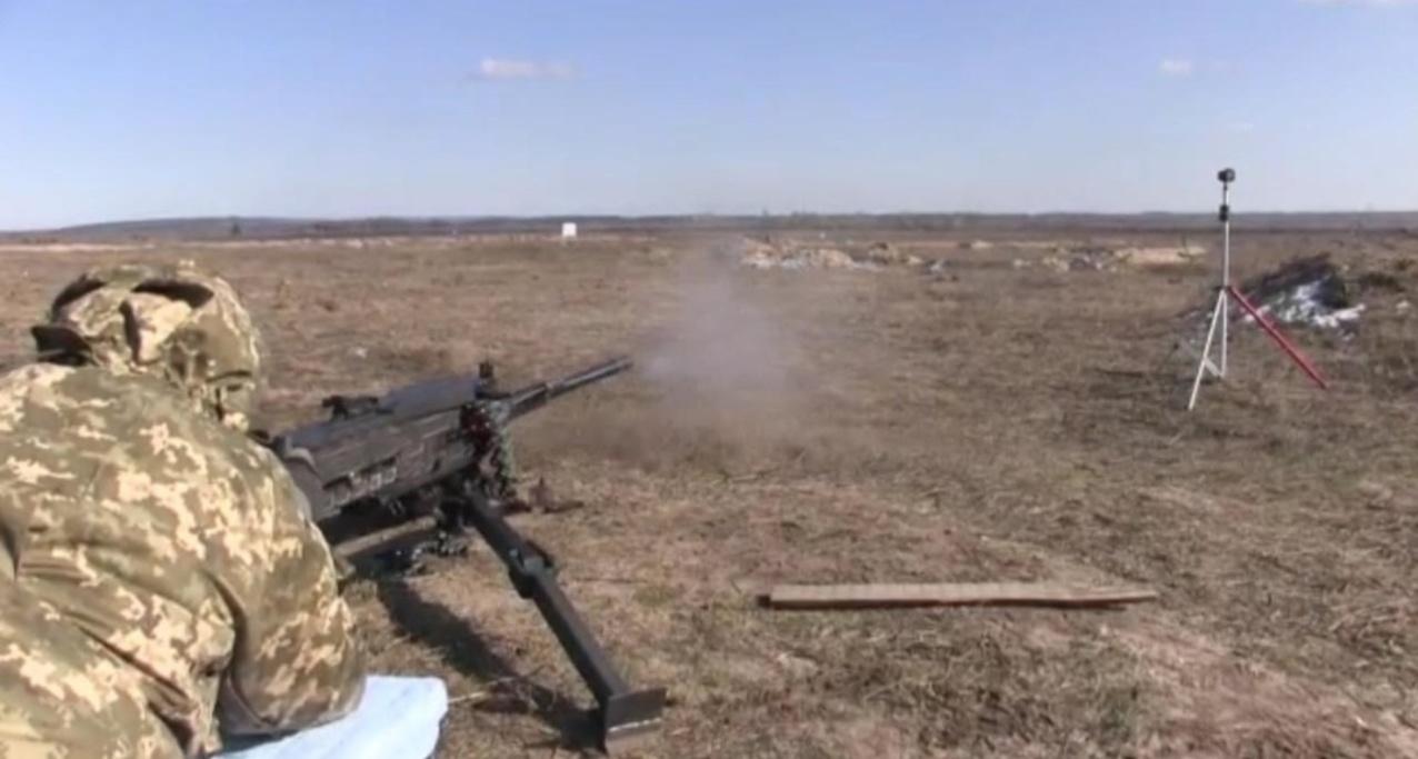 В Украинской армии испытывают винтовку и пулемёт «Алигатор» отечественного производства