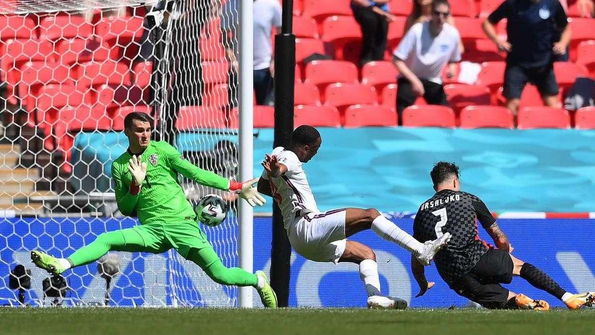 Англия выиграла у Хорватии, Австрия победила дебютанта чемпионатов Европы